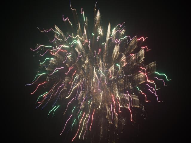 Vuurwerk 09